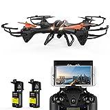 DBPOWER Predator U842 WIFI RC Quadcopter Drone with HD Camera 2.4G 4CH...