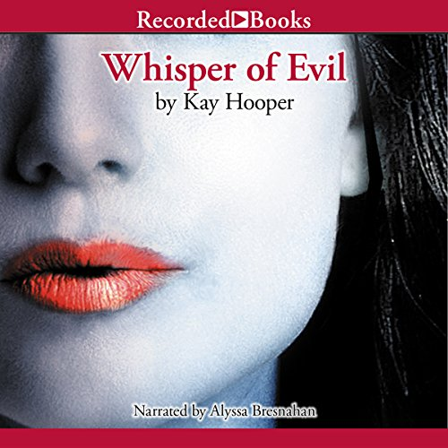 Whisper of Evil audiobook cover art