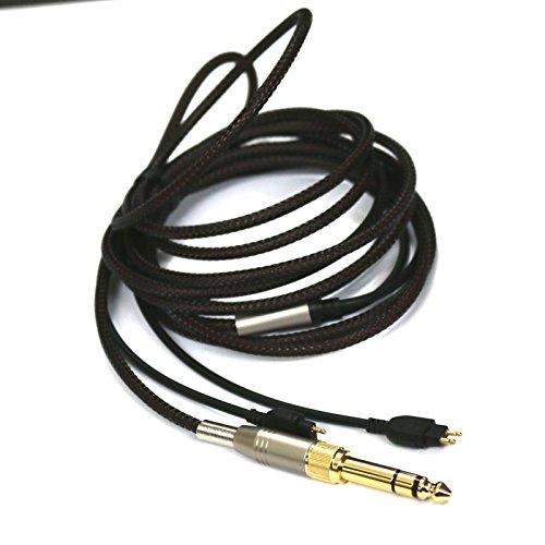 Ersatz-Audio-Upgrade-Kabel für Sennheiser HD650, HD600, HD580, HD58X, HD660S, Massdrop HD6XX Kopfhörer, 3 m