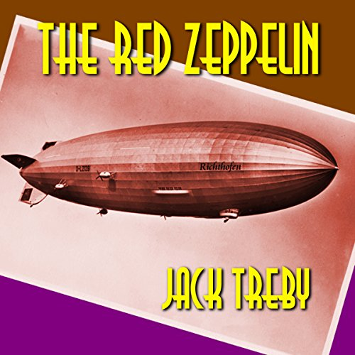 The Red Zeppelin cover art