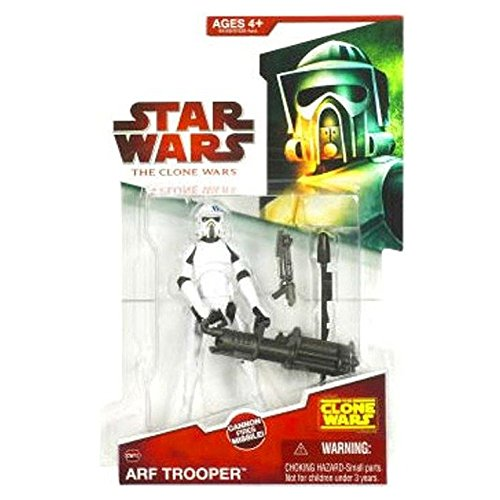 "Star Wars The Clone Wars Arf Trooper 3.75"" Action Figure"