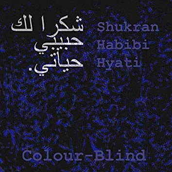 Shukran Habibi, Hyati (feat. J & Trephena)