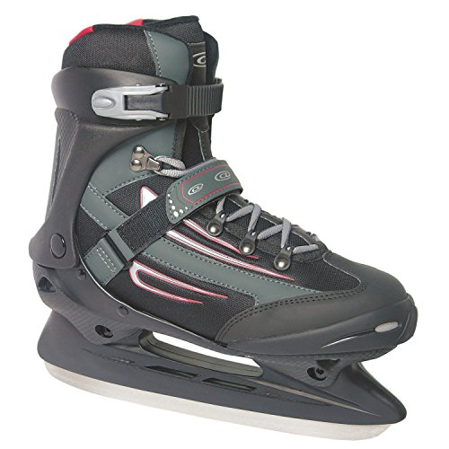 Axces Schlittschuhe Hockey-Skate Tornado Größe 38