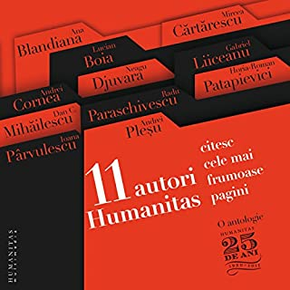 11 autori Humanitas citesc cele mai frumoase pagini cover art