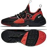 Nike Huarache E.D.G.E AS QS BV8171 001 Black/White/Bright Crimson Men's Shoes (8)