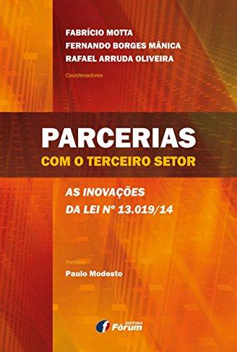 Parcerias com o terceiro setor: as inovações da lei nº 13.019/14