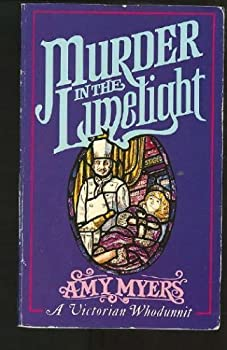 Paperback Murder in the Limelight Book