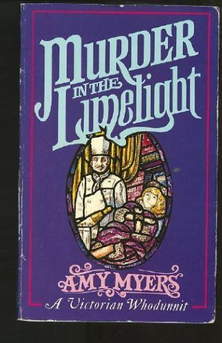 Murder in the Limelight - Book #2 of the Auguste Didier