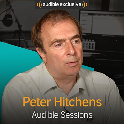 Peter Hitchens cover art