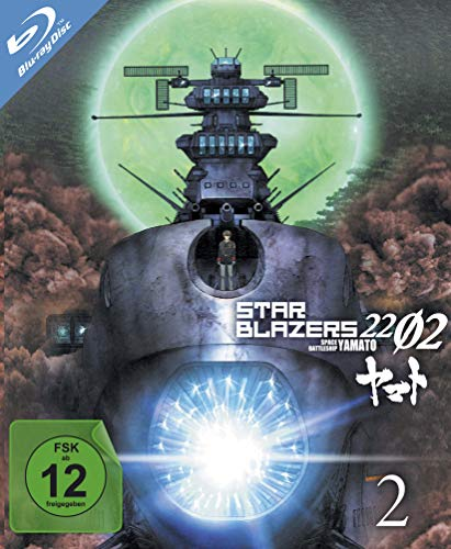 Star Blazers 2202 - Space Battleship Yamato - Vol.2 [Blu-ray]