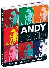 Mudpuppy Mudpuppy Andy Warhol ANDYLAND Book