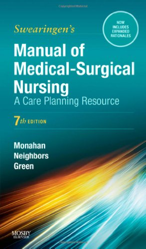 Manual of Medical-Surgical Nursing: A Care Planning Resource (Manual of Medical Surgical Nursing Car