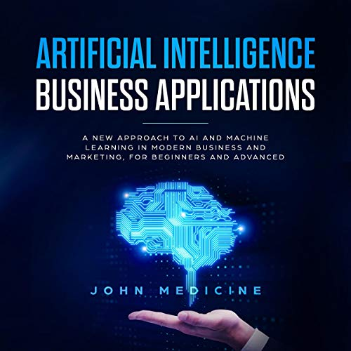 『Artificial Intelligence Business Applications』のカバーアート