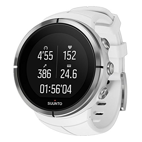 Suunto Spartan Ultra GPS-Uhr, Unisex, weiß, Unisex