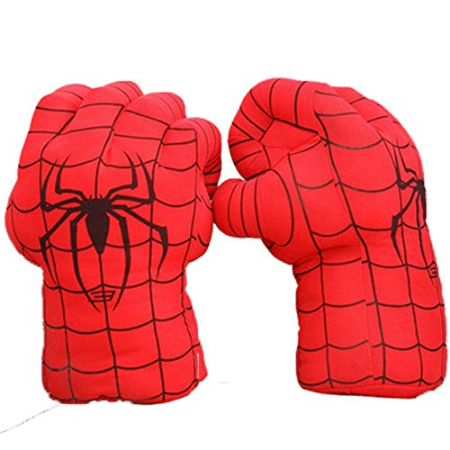 YUY Guante De Boxeo Spiderman Toys Superhéroe Spider Man Gloves Increíbles Spider...