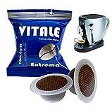 25 Capsule Vitale Caffè EXTREMA compatibili BIALETTI macchina cialde caffè
