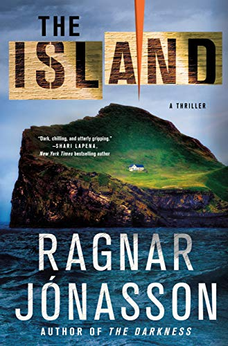 Image of The Island: A Thriller (The Hulda Series (2))