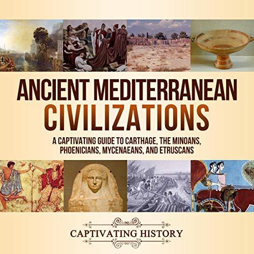 『Ancient Mediterranean Civilizations』のカバーアート