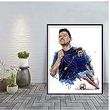 MGSHN Florian Thauvin Olympique de Marseille Poster