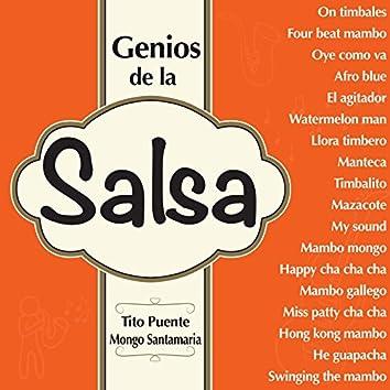 Genios de la Salsa, Vol. 3