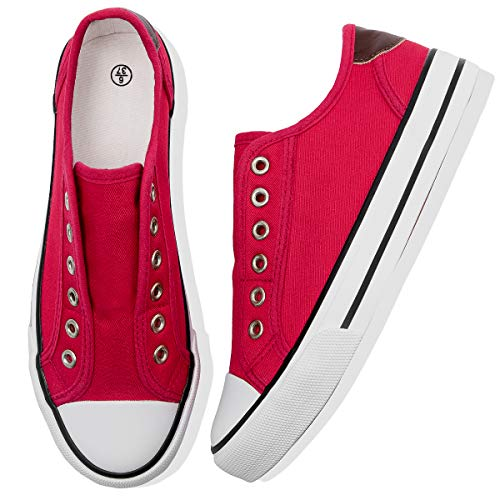Top 10 best selling list for red flat tennis shoes