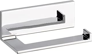 Delta Faucet 77750 Vero Toilet Paper Holder, 3.63 x 6.00 x 2.21 inches, Polished Chrome