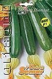l'orto di semar semi di zucchino diamant f1 varietà ibride in busta