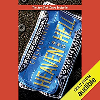 Heaven and Hell: My Life in the Eagles (1974-2001) audiobook cover art