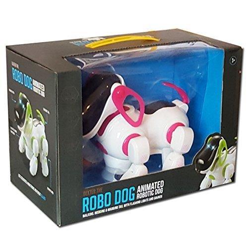 Dexter der Robo Dog Pink