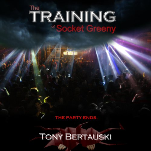 The Training of Socket Greeny  audiobook cover art