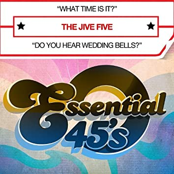 What Time Is It? (Digital 45) - Single