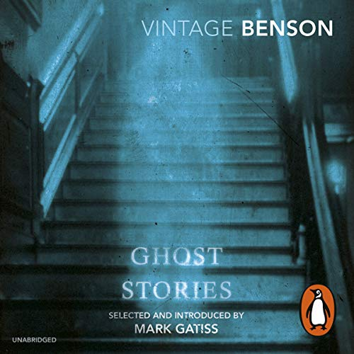 E.F. Benson's Ghost Stories audiobook cover art