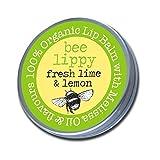Beefayre Fresco Di Lime E Limone Balsamo Per Le Labbra 10G (Confezione da 6)