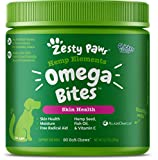 """""""Zesty Paws Omega Bites Soft Chews"""" - su ..."""