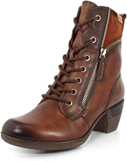 Pikolinos Rotterdam Lace Up Womens Boot