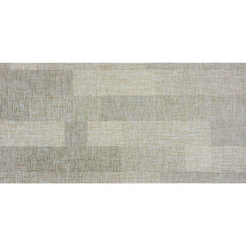 Tappeto ARTURO - Tappeto passatoia antiscivolo per ingresso e cucina - Antimacchia, lavabile e rifilabile - 50x120 cm