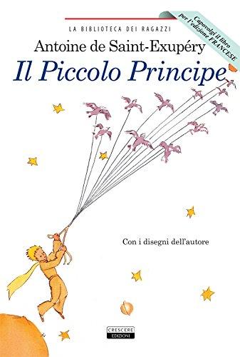 Il Piccolo Principe + Le Petit Prince. Ediz. bilingue integrali ed illustrate. Con Segnalibro