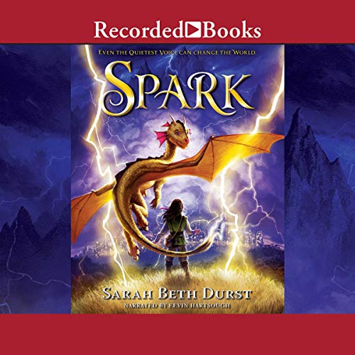 Spark Audiobook By Sarah Beth Durst cover art