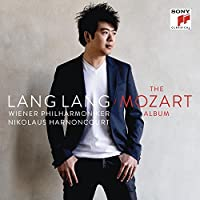The Mozart Album by Lang Lang (2014-07-29)