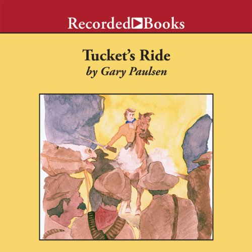 Tucket's Ride audiobook cover art