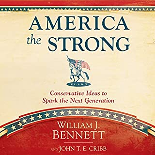 America the Strong cover art