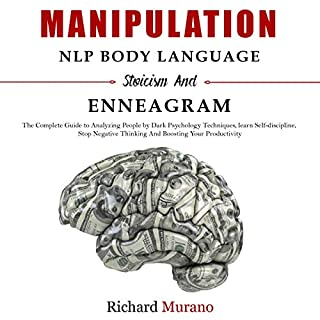 Manipulation, NLP Body Language-Stoicism and Enneagram cover art