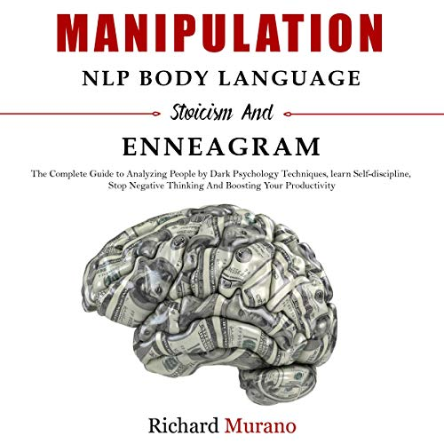 Manipulation, NLP Body Language-Stoicism and Enneagram Titelbild