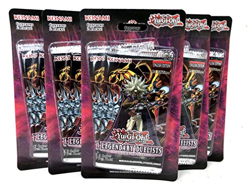 Yu-Gi-Oh! TCG Legendary Duelists: Rage of Ra Blister Packs (5)