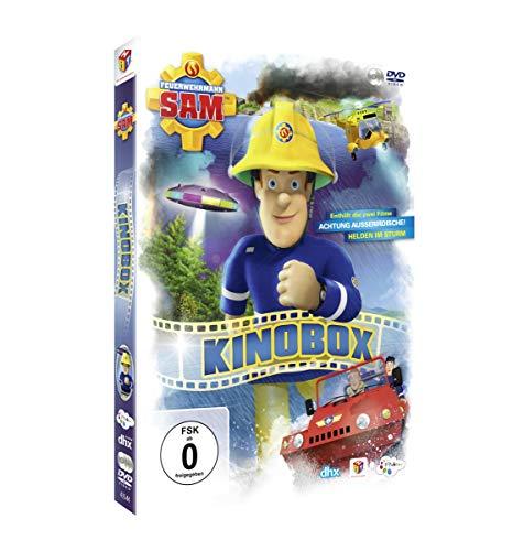 Feuerwehrmann Sam - Kinobox [2 DVDs]