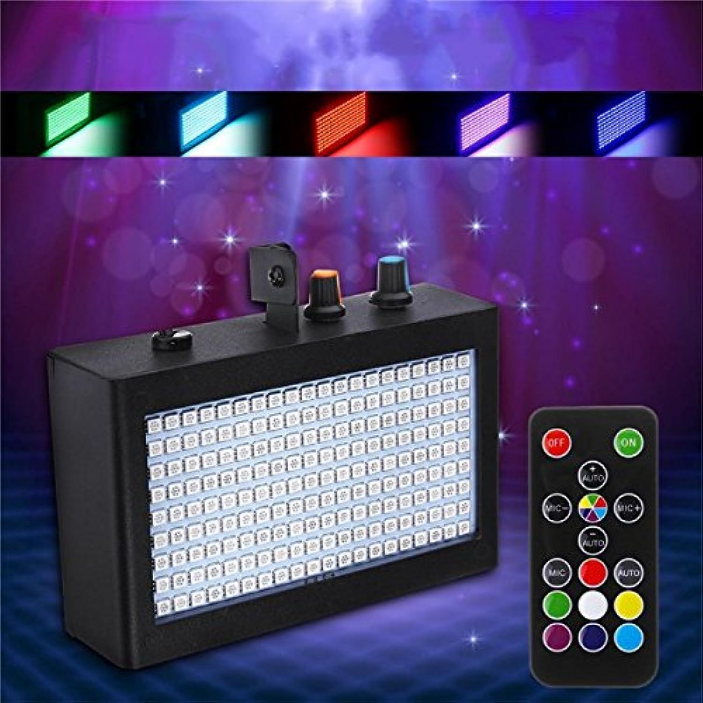 HTAIYN 180 LED-bunte LED-bunte LED-bunte Strobe-Blitz-Bühnenlichter Sound-Aktivierte Disco-Lichter mit Fernbedienung popular B07MN8584D | Up-to-date-styling  8c9905