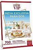 CofreVIP Caja Regalo Mesa Exclusiva para Dos 700 restaurantes a Elegir en España y Europa para Dos Personas.