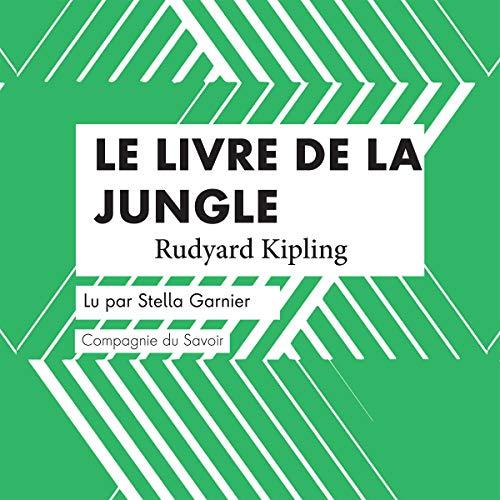 Couverture de Le livre de la Jungle