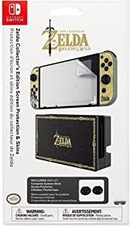 PDP Zelda Collector's Edition Screen Protection & Skins - Nintendo Switch
