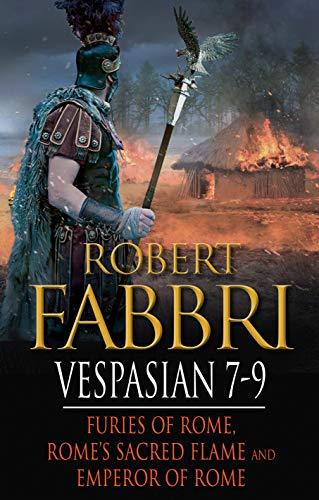 Vespasian 7-9 (Vespasian Bundle Book 3) (English Edition)